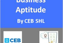CEB SHL Online Business Aptitude Test / Developed with direct input from experienced test users around the world, Verify Business Aptitude Test offers a superior approach to Business Ability Testing. #HR #CEBSHL #AptitudeTest