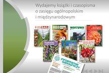 OGRODNICTWO PLANTPRESS / Prasa i książki ogrodnicze