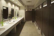 Church restroom