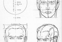 Уроки рисования (пропорции)