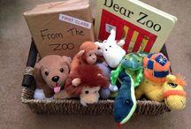 Dear zoo ideas