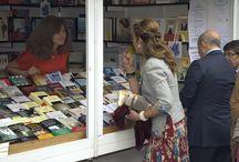 73º Feria del Libro de Madrid, 30 de mayo al 15 de junio de 2014 en los Jardines de El Buen Retiro