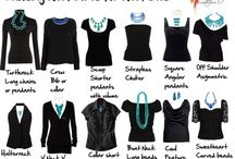 "Necklaces / ""Choosing Necklaces for Necklines"" by imogenl ❤ liked on Polyvore"