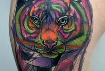 Tattoo ideas / by Ivan Santek