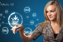 How can Augmented reality be used in E-commerce?