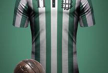 fútbol antiguo