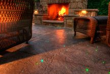 Patio Flooring / by Penny Woods