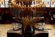 Design restaurant.