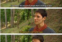 Merlin- wizard over every wizard