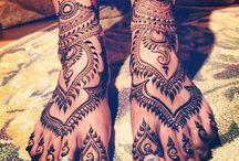 Ink & Henna / by Sue O'Kieffe