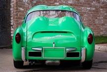 FIAT Abarth Zagato / Such a beautiful design.  << FIAT Abarth 750 Zagato >> / by Shawn Baden