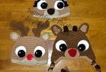 Cute Crochet / Adorable Crocheted Hats
