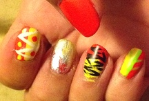Nail Art / My own nail art designs and ideas I like!  / by Ling