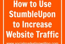 Social Media - StumbleUpon / Social media tips for StumbleUpon.