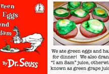 Dr. Seuss Month / by Charity Cole