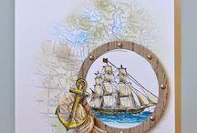 Stampin Up! Maritime