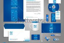 Identity Design / Corporate branding and identity design