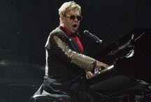 Elton John And His Band / Elton John And His Band BJCC Arena 3/15/14 Photos by Anna C Jones