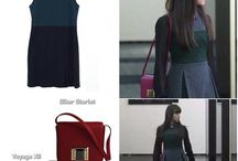 Outfits in K-Drama