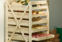 Pallet furniture / Recycled Wood