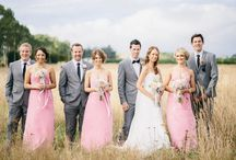 Real Weddings by Charmed Flowers / Images of our work from recent weddings.
