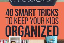 Kids and parenting organizing