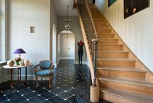 Lefèvre Interiors staircase design / Different styles of staircases