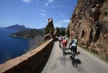 Etappe Ajaccio - Calvi Corsica / Derde etappe Tour de France 2013