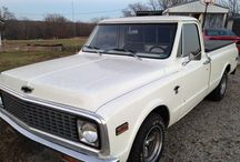 1972 Chevrolet C10 - $6,500 / Make:  Chevrolet Model:  C10 Year:  1972 Exterior Color: White Interior Color: Gray Doors: Two Door Vehicle Condition: Good   Phone: 573-646-5142    For More Info Visit: http://UnitedCarExchange.com/a1/1972-Chevrolet-C10-846441335156