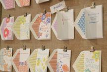 Stationery & Card displays