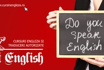 Start English / Master English with us!