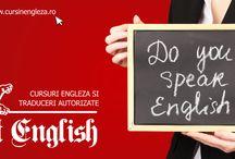 Start English / Master English with us!