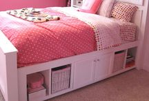 Ideas for Claire's room / by Danielle Kratcha