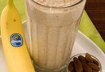 Przepisy na smoothie desery