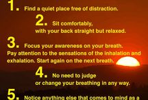 Meditate and Awaken / by Alicia Ragus