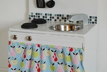 play kitchen project inspiration