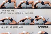 wheel joga