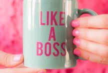 Mugs & Tees / Inspirational mugs and t-shirts