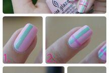 nagellakken