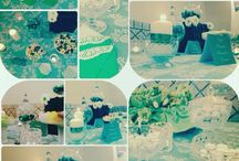 Sweet table Wedding 40*