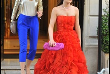 Gossip Girl fashion inspiration