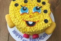 Shopkins cake/cupcakes