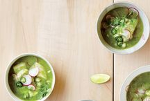 soups, stews, and curries