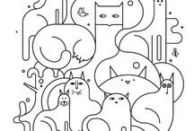 Illustration // Line style