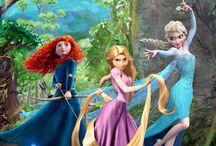 Disney / Jznz