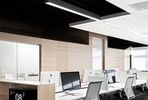 Office Interiors / Design