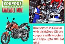 Top Bike Service Center In Gwalior