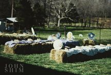 Barn Wedding Ideas / Planning a barn wedding - here are some ideas / by The Barn at High Point Farms