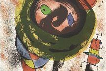 Abstract Art History: Joan Miro