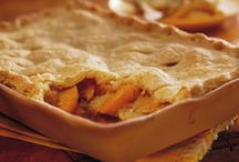Pies and cobblers